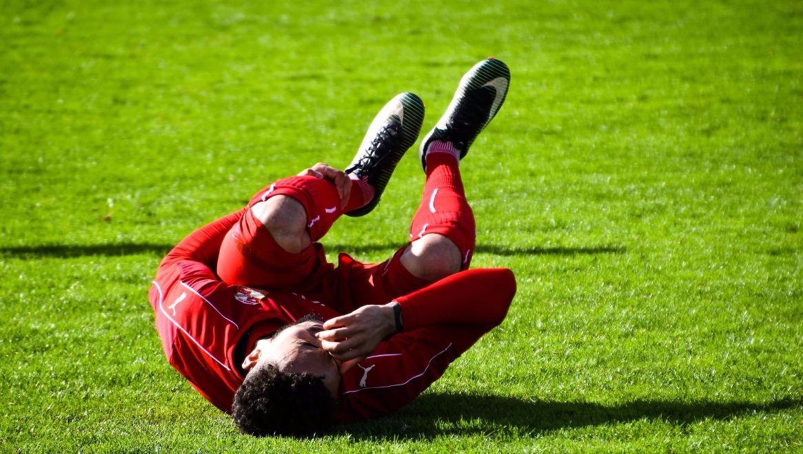 Ako sa vyrovnať so zranením v športovej kariére
